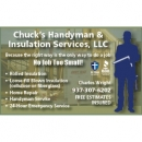Chucks Handyman & Insulation Services LLC