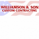 Williamson & Son Custom Contracting