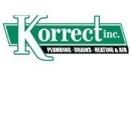 Korrect Plumbing-Drains-Heating-Air