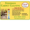 Stephson Carpet Cleaning