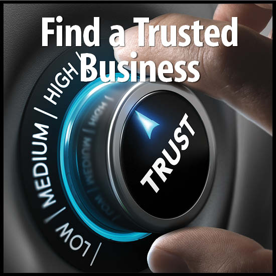 Find a trusted business